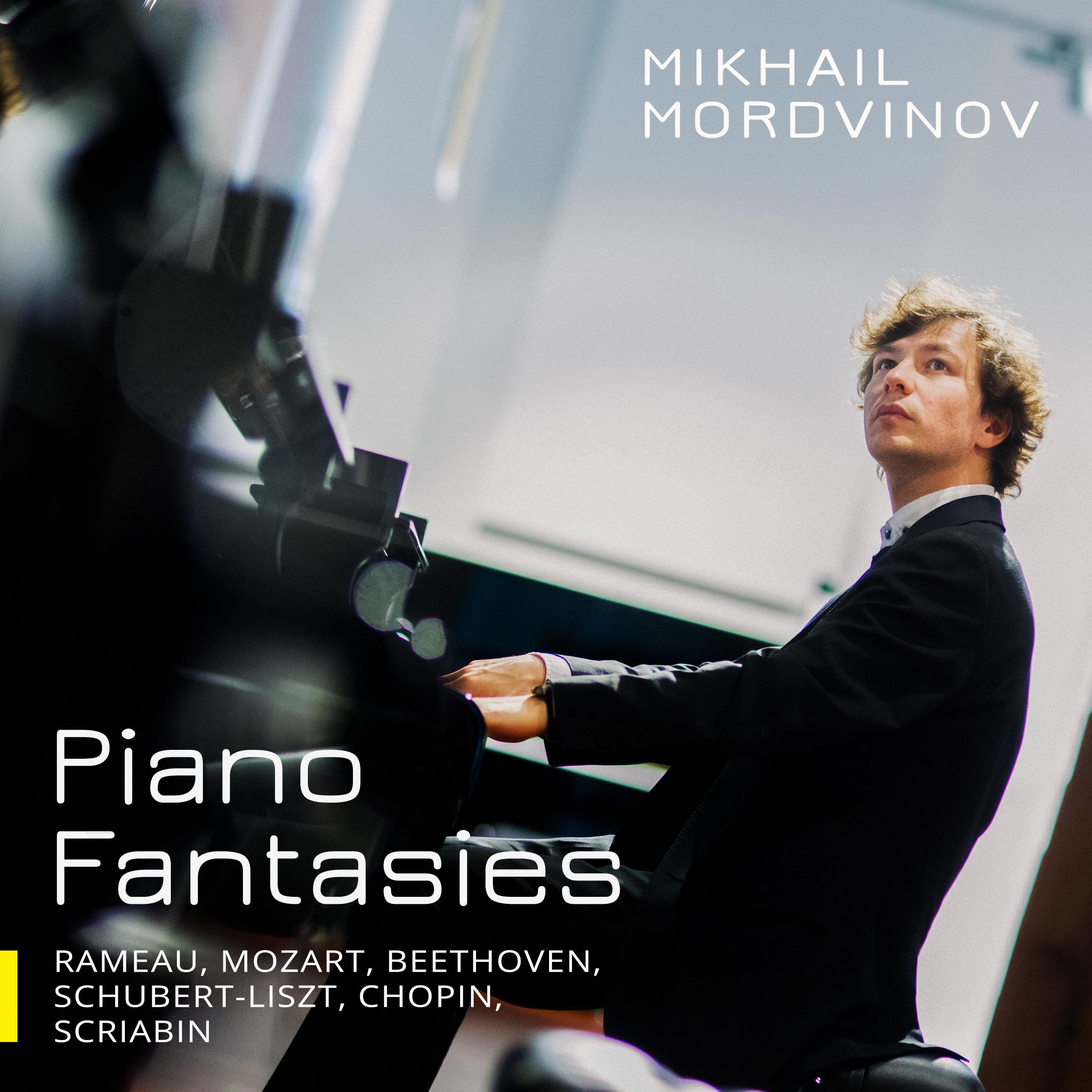 Mikhail Mordvinov: Piano Fantasies