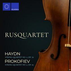 Haydn Prokofiev Rusquartet