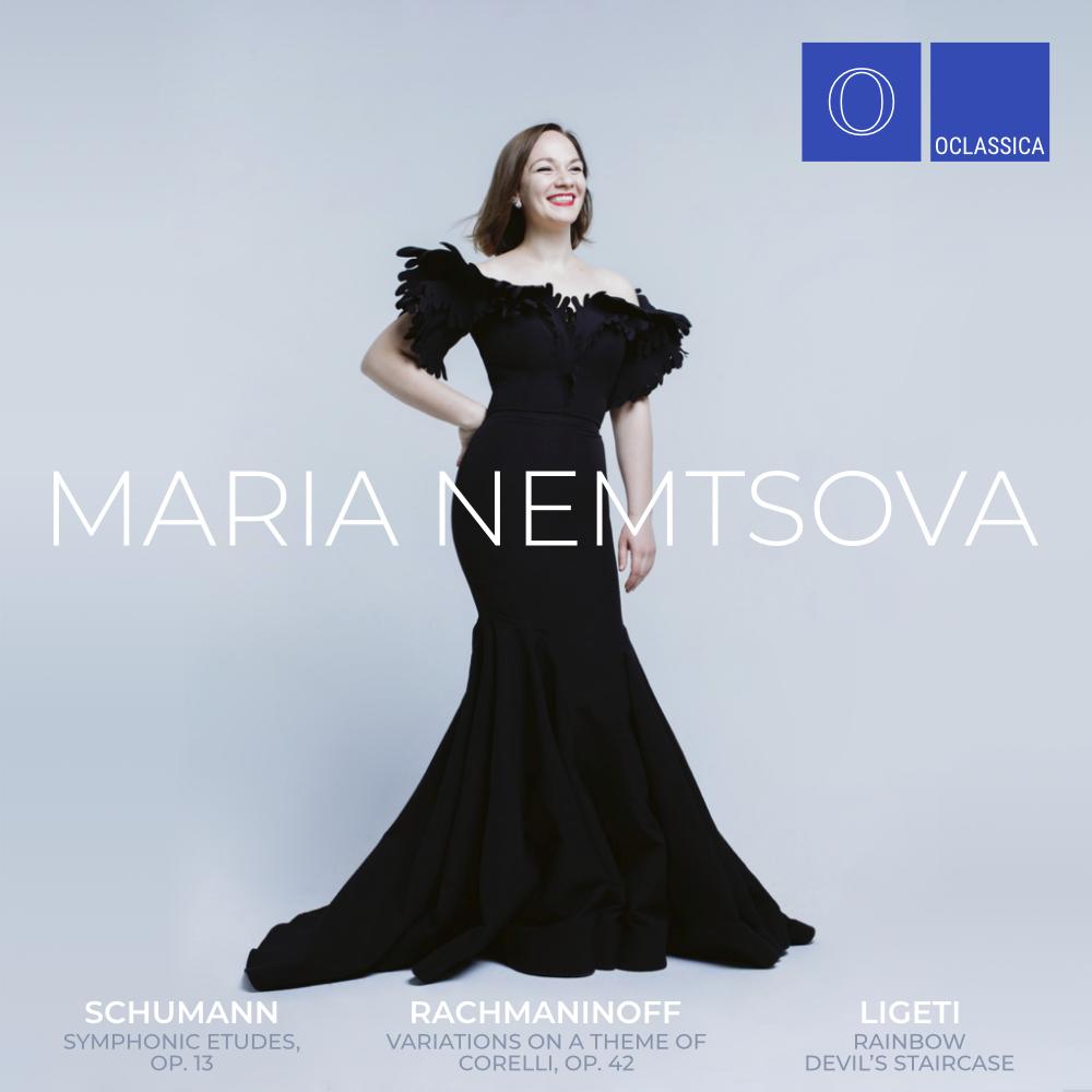 Maria Nemtsova: Schumann, Rachmaninoff, Ligeti