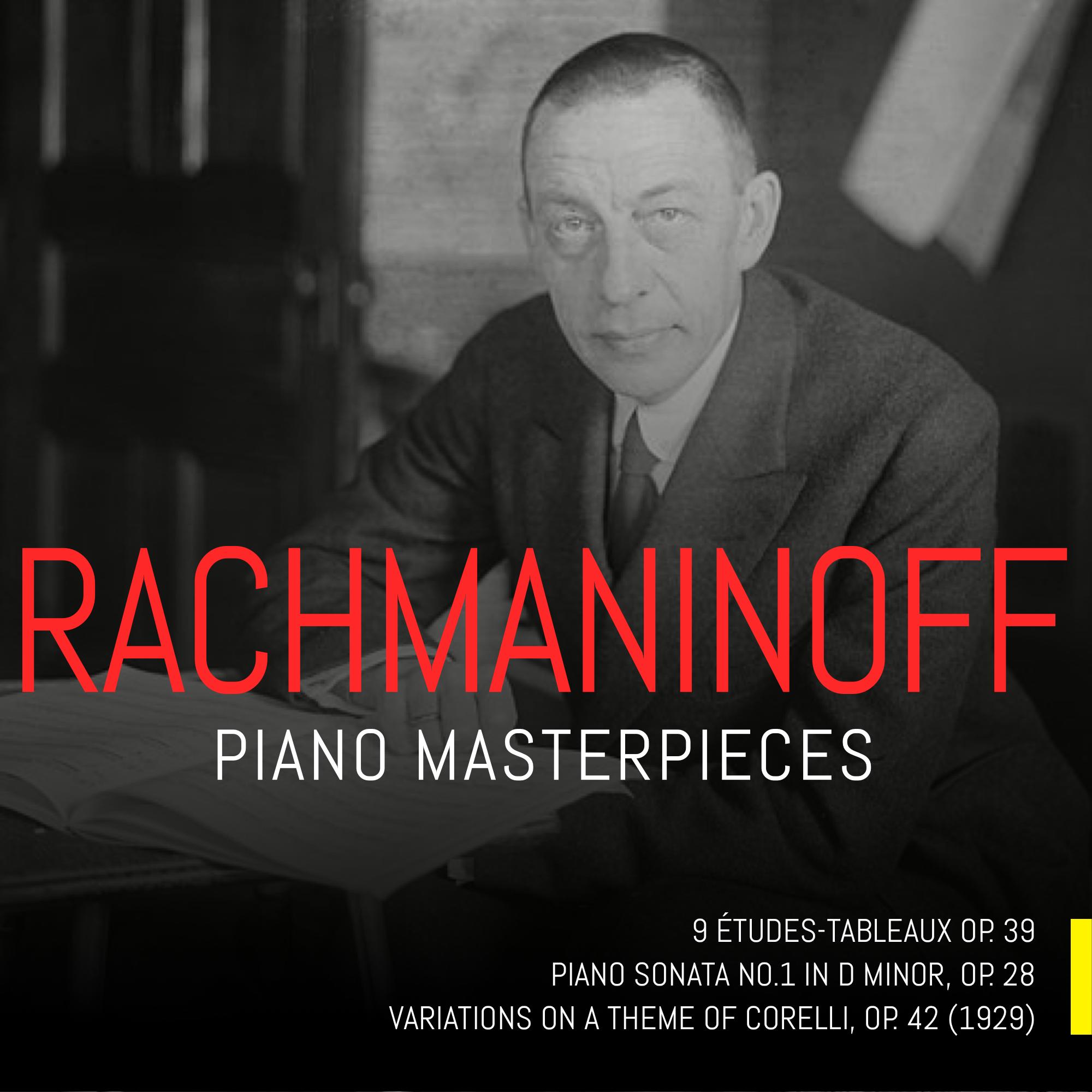 Rachmaninoff: Piano Masterpieces