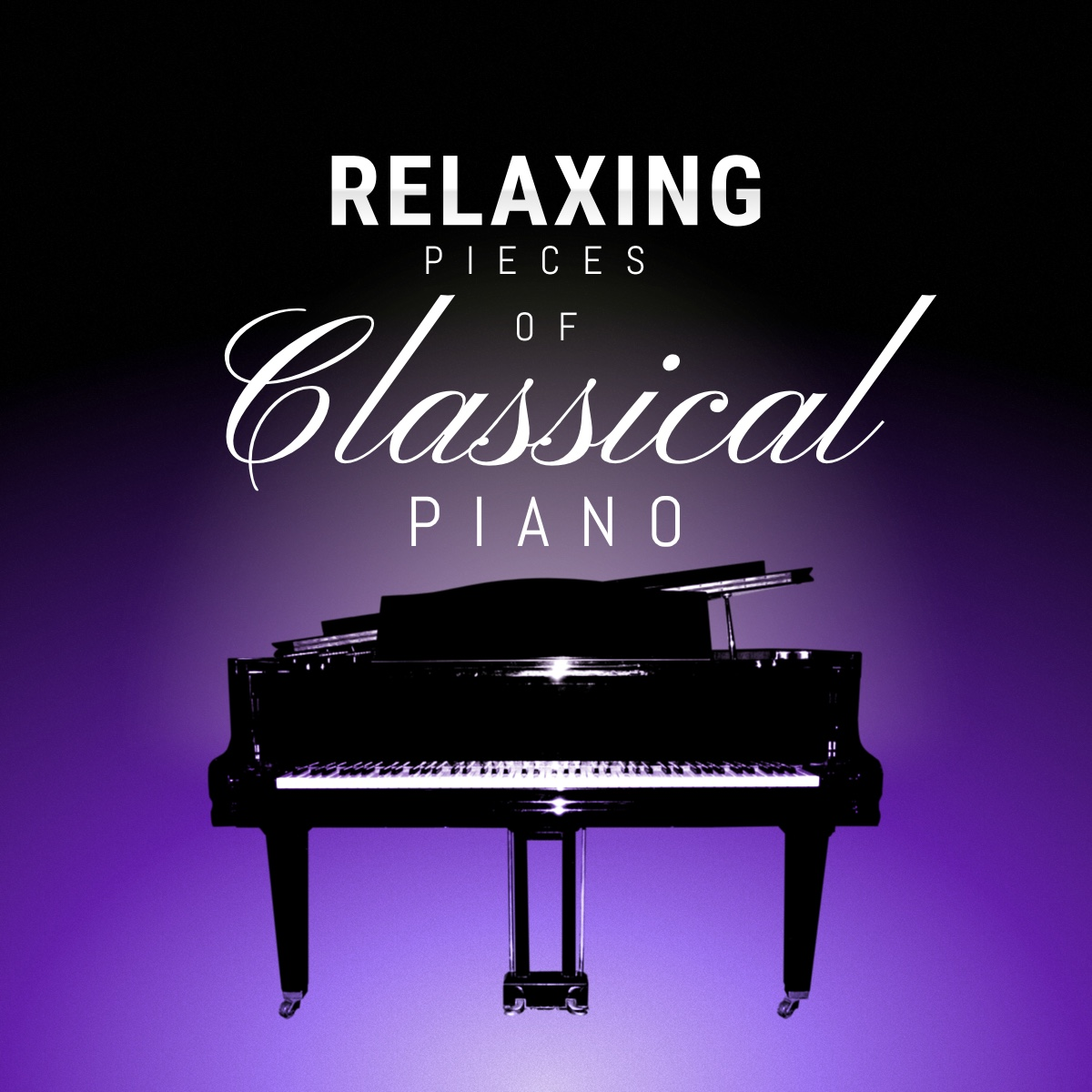 Relaxing pieces of classical piano