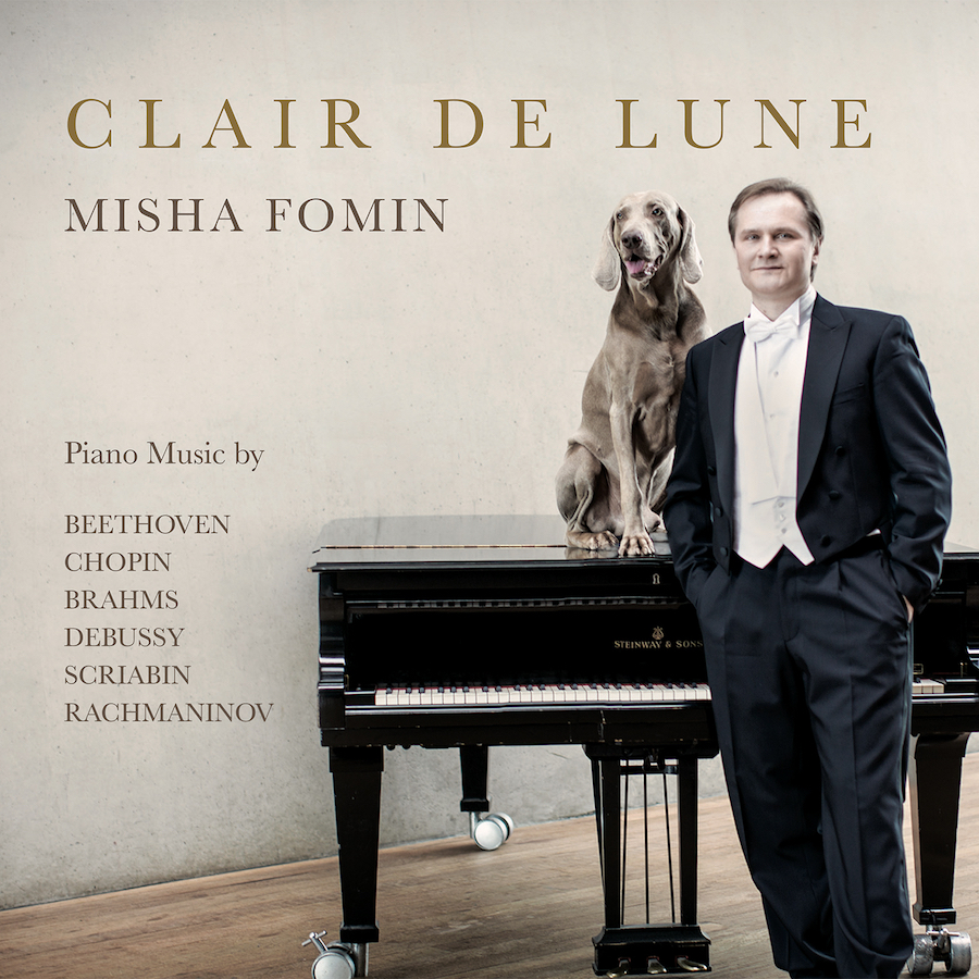 Clair de Lune: Piano Music by Beethoven, Chopin, Brahms, Debussy, Scriabin, Rachmaninoff