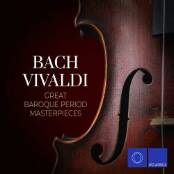 "Album ""Bach & Vivaldi: Great Baroque Period Masterpieces"""