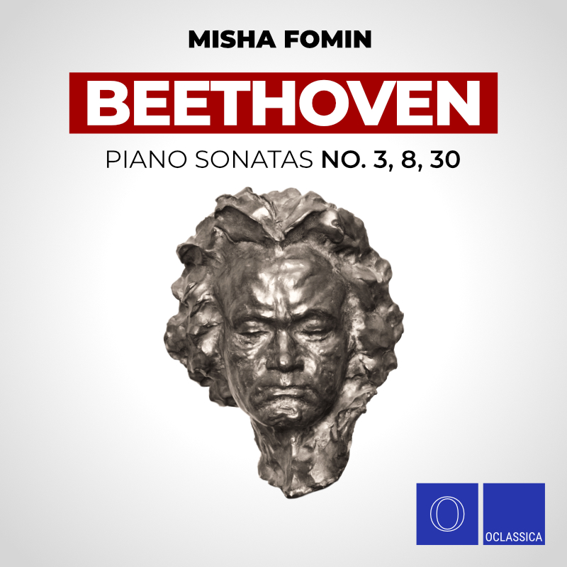 Beethoven: Piano Sonatas No. 3, 8, 30