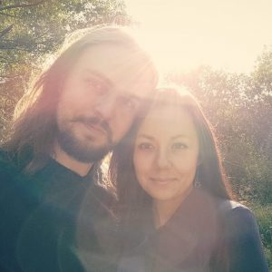 Ivan Naborshchikov and Svetlana Gurzhiy